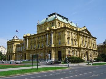 Zagreb - Teatr