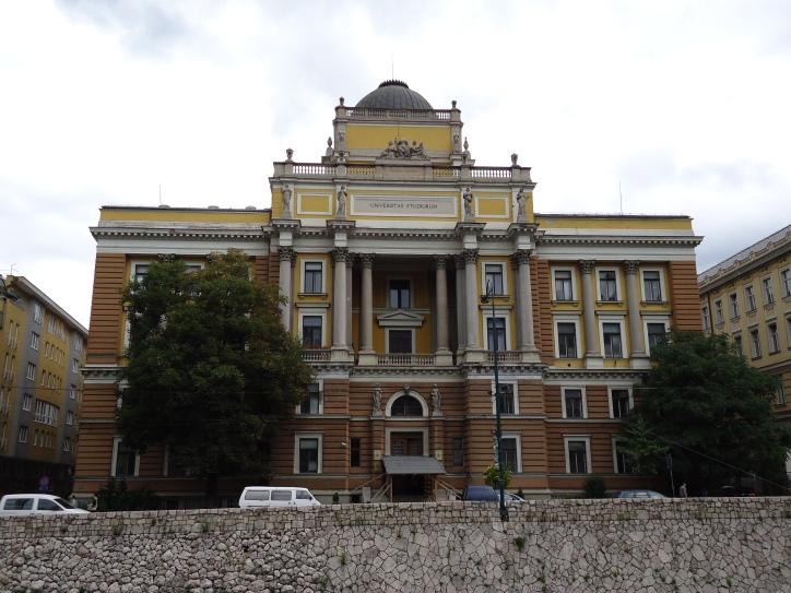 Sarajewo uniwersytet