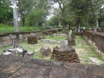 wykopaliska w Anuradhapura