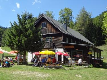 Schutzhaus Voderötscher