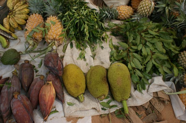 Jack Fruit i inne owoce