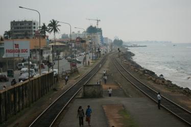 Colombo przy dworcu