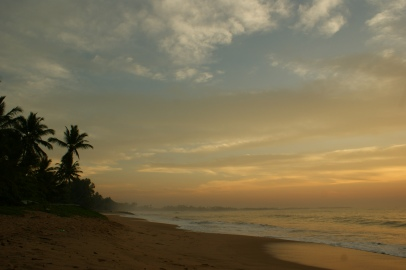 Tangalle plaża