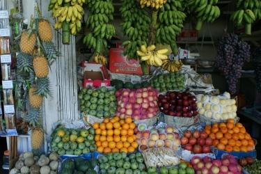 owoce i warzywa (Kandy)