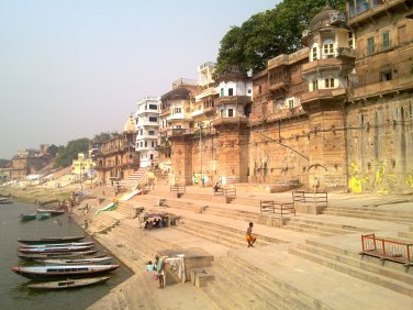 Varanasi-Ghaty