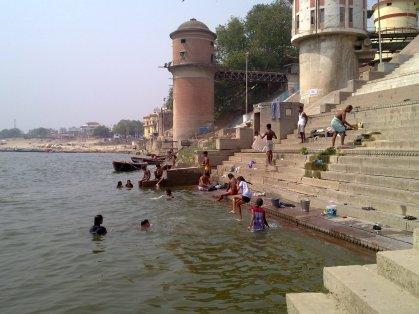 Varanasi-Ludzie
