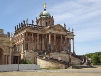 okolice Berlina: Potsdam
