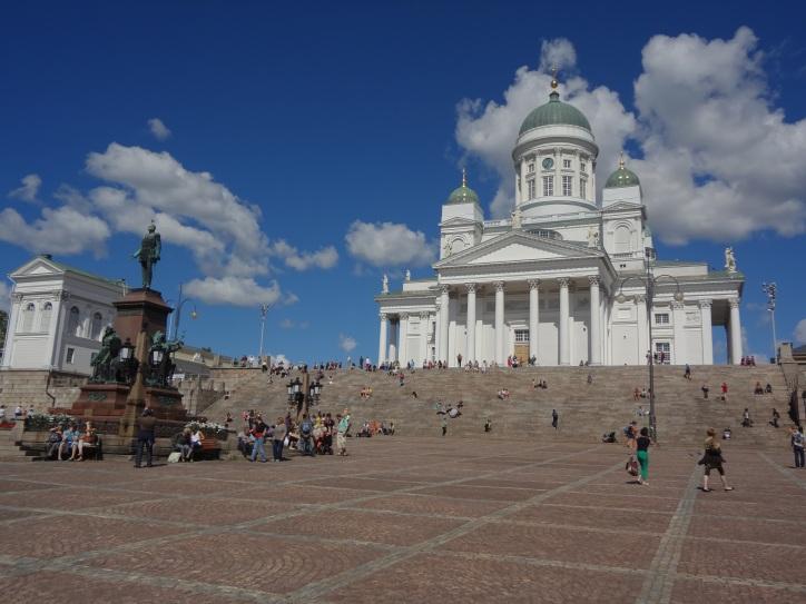 Helsinki - katedra