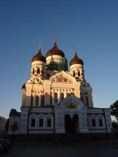 Tallinn - stare miasto
