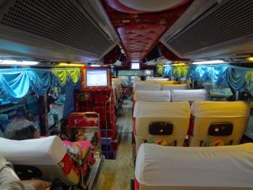 VIP-Bus - Lampang - Bangkok