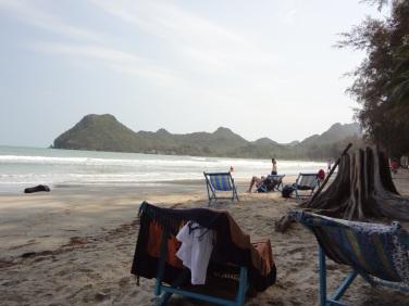 plaża - Prachuap