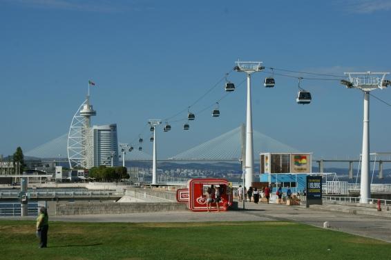 nowoczesna Lizbona