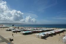 Nazaré - plaża
