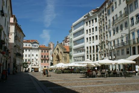 Coimbra - centrum