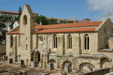 Coimbra - Convento de Santa Clara-a-Velha