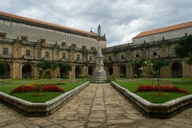 Coimbra - Convento de Santa Clara-a-Nova