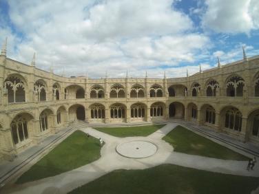 Belém - Mosteiro dos Jeronimos
