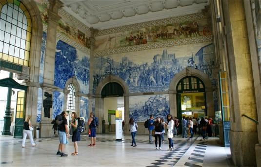 Dworzec Estação de São Bento